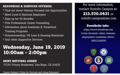 The Annual Veterans & Military Families Career & Resource Expo